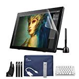 """Parblo Coast22 21.5"""" IPS LCD Digital Tablet Graphic Drawing Monitor Kit With Mechanical Gaming Keyboard+Two-Finger Glove+Monitor Screen Protector+Cleaning Kit"""