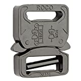 Cobra Adjustable Belt Buckles - Quick Release Tactical Belt Buckle for Tactical Cobra Belt