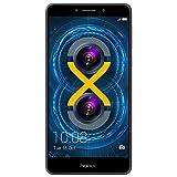Huawei Honor 6X Dual Camera Unlocked Smartphone, 32GB Gray (US Warranty)