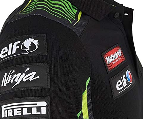 Kawasaki Polo KRT WORLDSBK (L): Amazon.es: Coche y moto