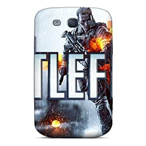 Sanp On Case Cover Protector For Galaxy S3 (battlefield 4)
