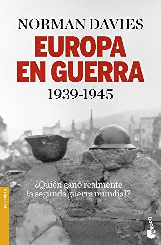 Europa En Guerra 1939-1945 (Divulgación. Historia)