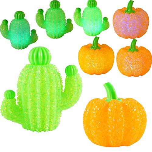 Color Changing Led Safe Pumpkin Light in US - 4