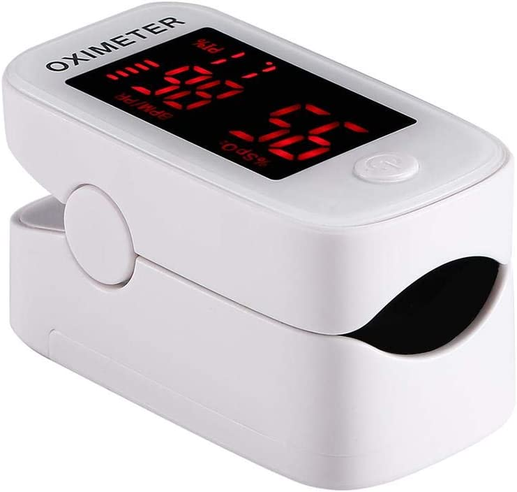 Monitor de saturaci/ón de ox/ígeno Monitor de presi/ón Arterial de Dedo Monitor electr/ónico de frecuencia card/íaca Ox/ímetro de Pulso de Dedo para Adultos Ox/ímetro de Pulso Profesional