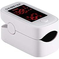 Oximeters Zuurstofverzadigingsmonitor Draagbare hartslagmeter Vingerpulsoximeter