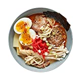 Amazon Meal Kits, Pork Ramen with Fresh Egg Noodles, Serves 2