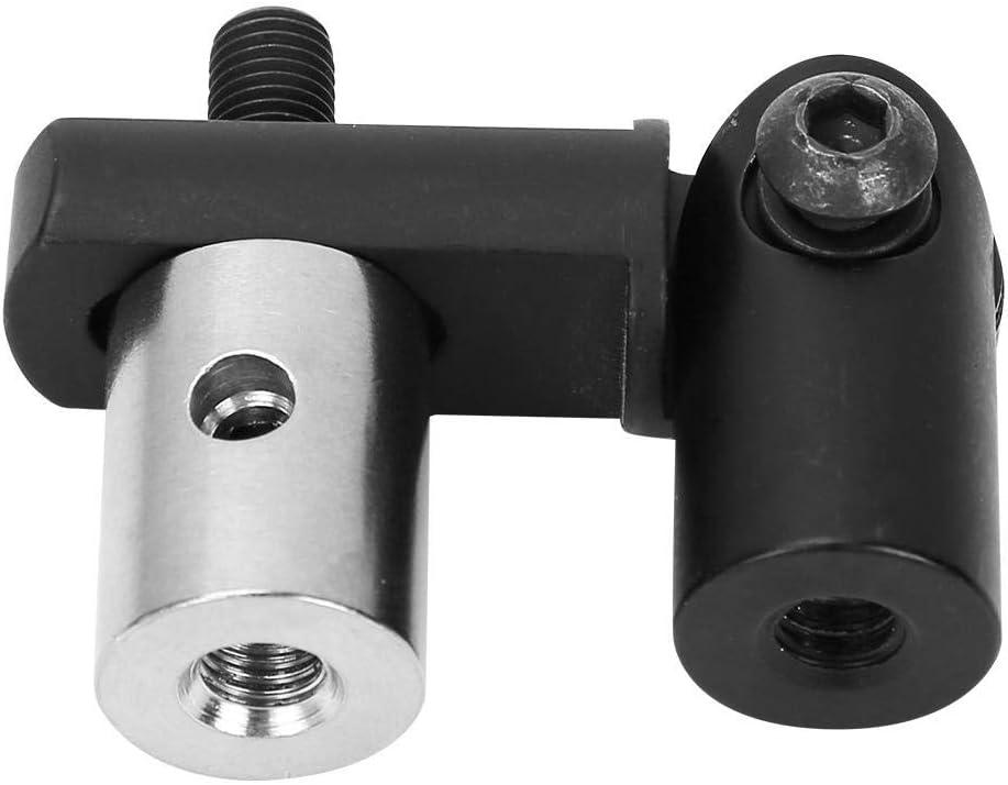 VGEBY1 Barra de un Solo Lado V de Tiro con Arco estabilizador Ajustable de la Barra de Equilibrio del Arco de Tiro con Arco para el Arco Compuesto Arco Compuesto