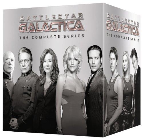 Battlestar Galactica: The Complete 2004 Series