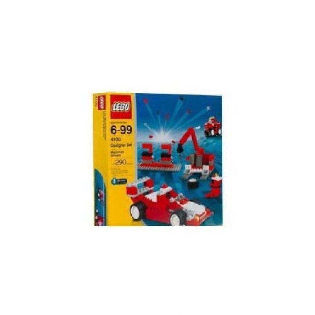 LEGO Maxiumum Wheels Designer Set 4100 LG4100