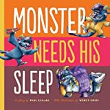 Monster Needs His Sleep (Monster & Me)