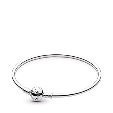 32243fcd0de PANDORA Bangle Bracelet with Signature Clasp