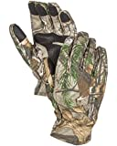 North Mountain Gear Mens Camouflage Hunting Gloves Light to Mid-Weight Smart Phone Compatible Gloves with Sure Grip…