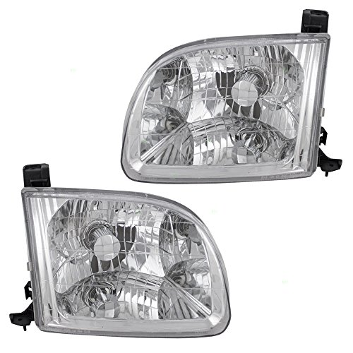 01 tundra headlight assembly - 1