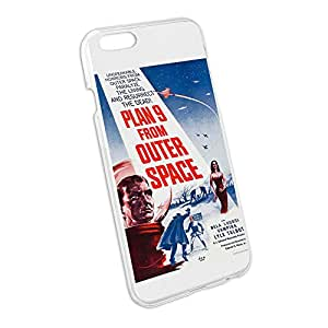 Plan 9 From Outer Space Vintage Movie Poster Snap On Hard Protective Case for Apple iPhone 6 6s