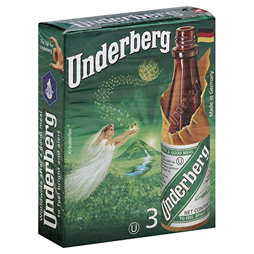 - Underberg Travel Pack - Single Pack
