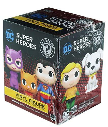 Mini Blind Box: DC Heroes & Pets (1 Random Figure) ()