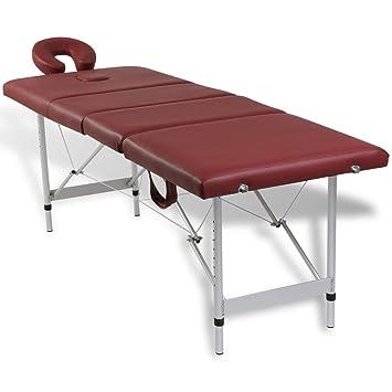 Furnituredeals camillas masajesMesa Camilla de Masaje de Aluminio ...
