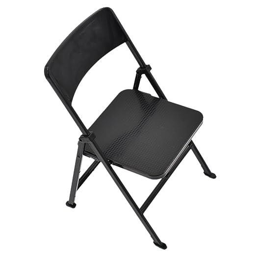 Kesheng Mini Chaise Pliante Jouet Accessoire Action Figure Chair