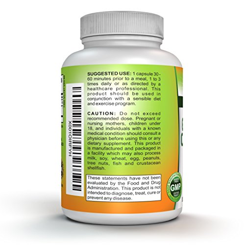 Pure Garcinia Cambogia 800MG by ProOne Nutrition. Add Garcinia to lose weight quickly and fast to diet, Increase Energy, improve Cholesterol, Stabilize Blood Sugar Levels and have a More Positive Mood by Pro One Nutrition (Image #3)