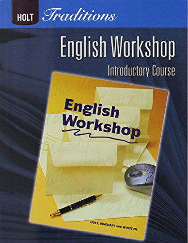 Holt Traditions Warriner's Handbook: English Workshop Workbook Grade 6 Introductory Course ()