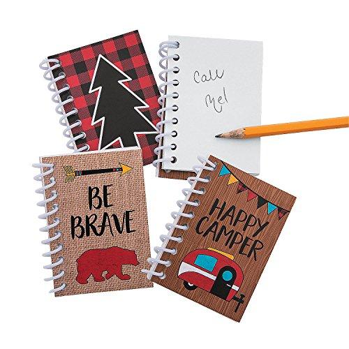Fun Express Adventure Notepads - 24 Pieces
