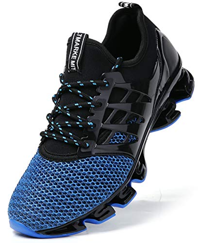 SKDOIUL Sport Running Shoes for Mens Mesh Breathable Trail Runners Fashion Sneakers