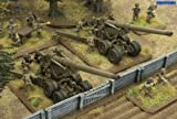 Flames of War M1A1 Long Tom Field Artillery Battery