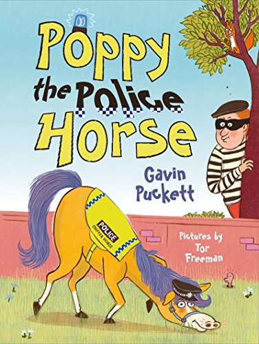 Poppy the Police Horse: Fables from the Stables Book 4