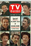 1961 TV Guide Jan 7 Have Gun Will Travel - Oregon State Edition NO MAILING LABEL Very Good to Excellent (4 out of 10) Used Cond. by Mickeys Pubs