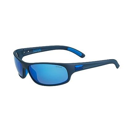 Amazon.com: Bolle Anaconda - Oleo azul oscuro polarizado ...