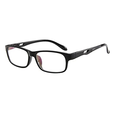 b0d1d511094 Haodasi Fashion Women Men Full Frame Hollow Temple Nearsighted Computer  Goggles Myopia Short Distance Anti-fatigue Glasses -0.50~-5.00 (These are  not ...