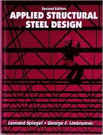 Applied Structural Steel Design