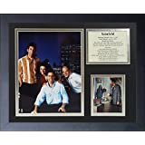 """Legends Never Die""""Seinfeld"""" Framed Photo Collage, 11 x 14-Inch"""