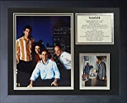Legends Never Die Seinfeld Framed Photo Collage, 11 x 14-Inch