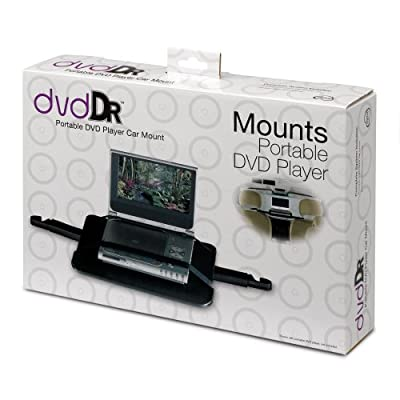 Digital Innovations SecureMount Headrest DVD Player Vehicle Mount (7020000): Electronics