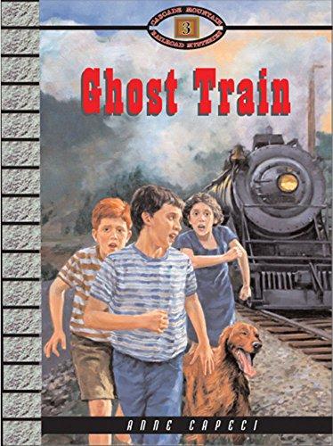 - Ghost Train (Cascade Mountain Railroad Mysteries)