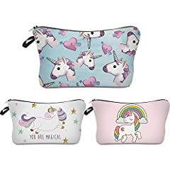 100% brand new and high quality The is the perfect item for every season all the year The cosmetic bag is specially designed to give you a style that will keep you fashion Each color is soft and comfortable Material: High Quality polyester(8....