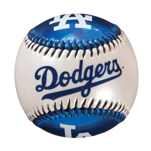 Los Angeles Dodgers Bat - Franklin Sports MLB Los Angeles Dodgers Team Softstrike Baseball