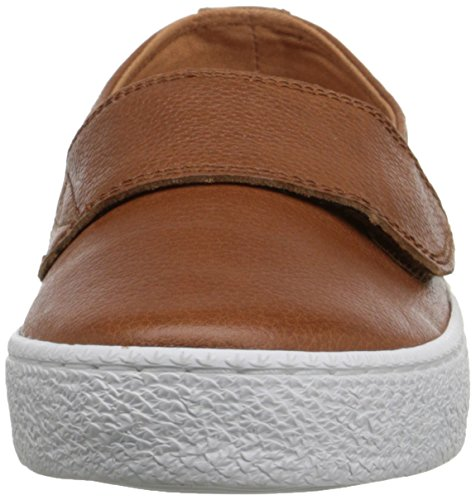 Corso Como Womens Lowes Slip-On Loafer Cognac Tumbled Leather WBirBCGY7d