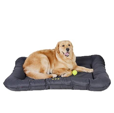 De Múltiples Fines Tela Oxford Perrera Memoria Esponja Alfombra De Perro Cómodo Cama De Perro Desmontable
