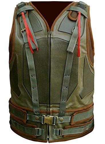 Dark Knight Rises Style Military Green Bane Vest for Men XXXL