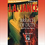 Breach of Duty: J. P. Beaumont Series, Book 14 | J. A. Jance