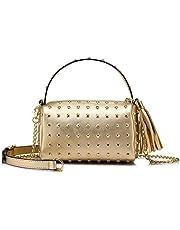 Damen Handtasche Umh?ngetasche Henkeltasche Klein Elegante Handtaschen Designer Taschen Schwarz