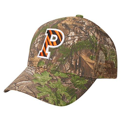 fe5429a82de NCAA Princeton Tigers Adult Unisex Dynasty Hat Realtree APAdjustable