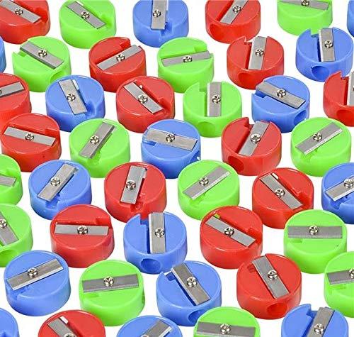 Neliblu Bulk Pencil Sharpeners, 144 Manual Sharpeners