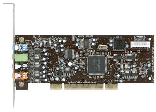 Creative Labs SB0570 PCI Sound Blaster Audigy SE Sound Card