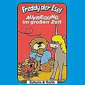 Aufregung im großen Zelt (Freddy der Esel 7) | Olaf Franke, Tim Thomas