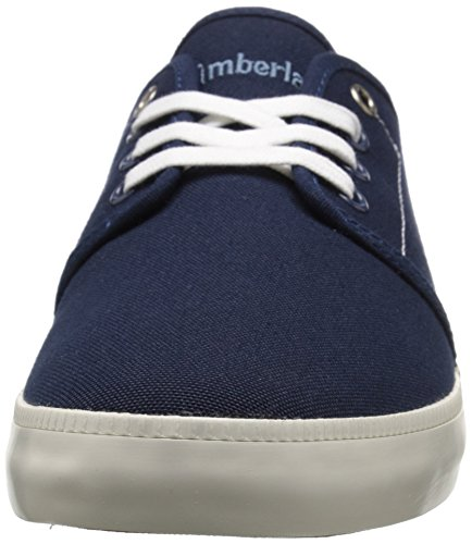 Newport Homme Bleu Timberland Basses Newport Sneakers Bay Navy Canvas Plain Bay wwE8qUT