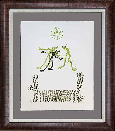 Max Ernst (1891-1976) Lithograph Original | LTD Ed. Lithograph | Limited Edition | 1970 | ARTdocs Registered Documentation + ARTsure Lifetime Guarantee