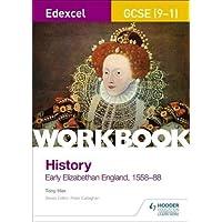 Edexcel GCSE (9-1) History Workbook: Early Elizabethan England, 1558-88